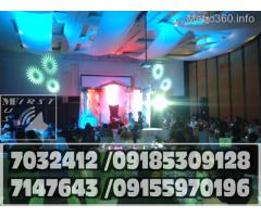Cheapest Basic Lights Sounds System Rental Manila.Tel:7032412,09155970196.