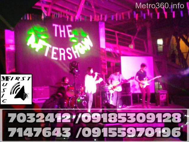 PARTY BAND EQUIPMENT RENTAL MANILA AUDIO VIDEO MUSIC STAGE LIGHTINGS@7032412,09185309128