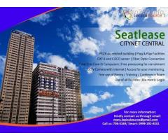 SEAT LEASE NEWLY BUILT IN MANDALUYONG CITY