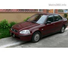 For sale Honda Civic lxi97