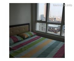 For RENT 2 BR Condo w/ Parking at THE GRAND MIDORI MAKAT