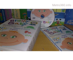 Brainy Baby Educational DVD
