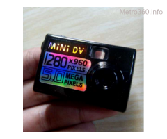 5MP Mini Camera with HD video recorder
