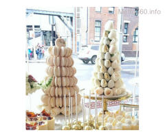Macaron Towers for Special Events, Parties, Birthdays & Celebrations
